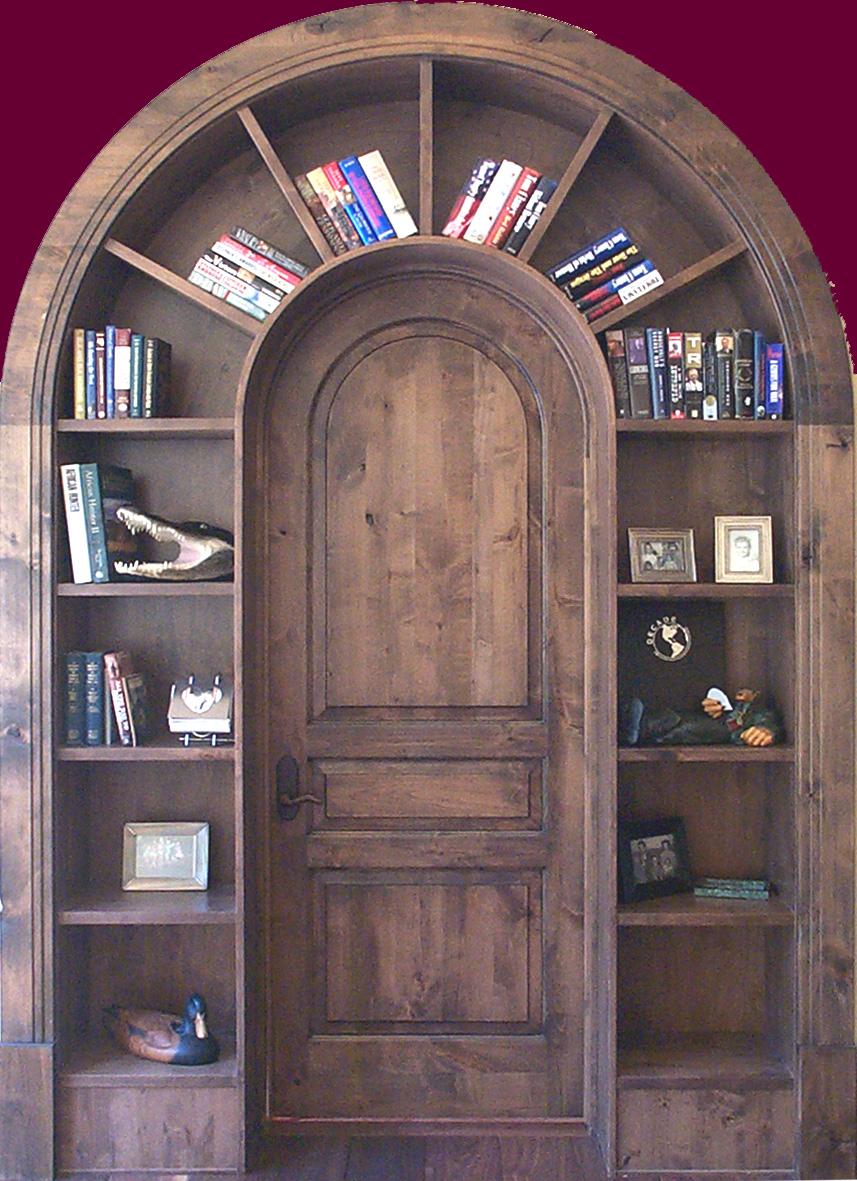 Книжный шкаф дверь своими руками 12
